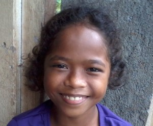 TLCP Child Literacy Program young girl