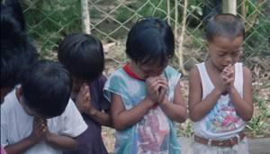 TCLP Praying Kids